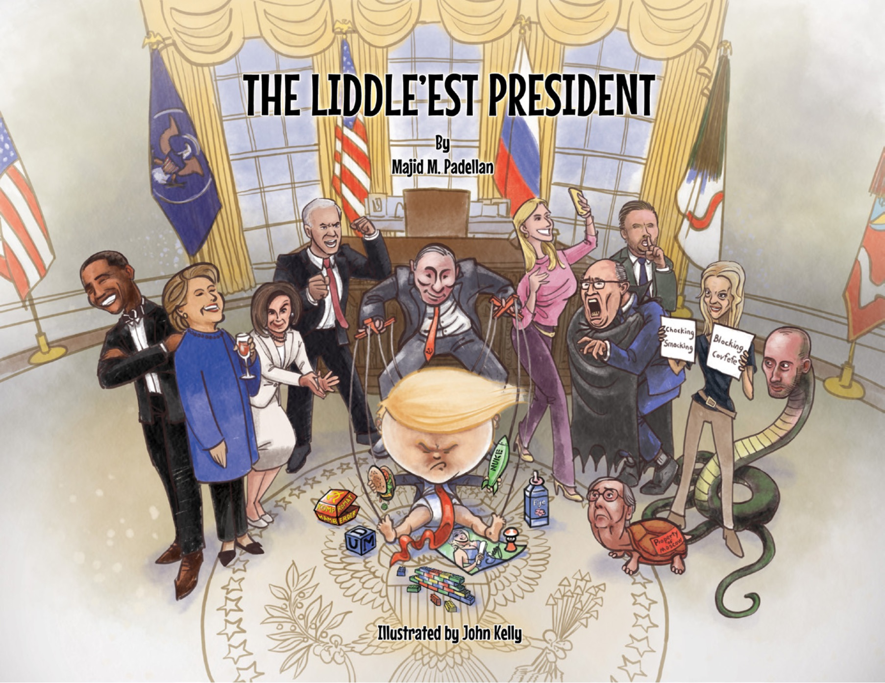 """Why I Wrote """"The Liddle'est President"""""""